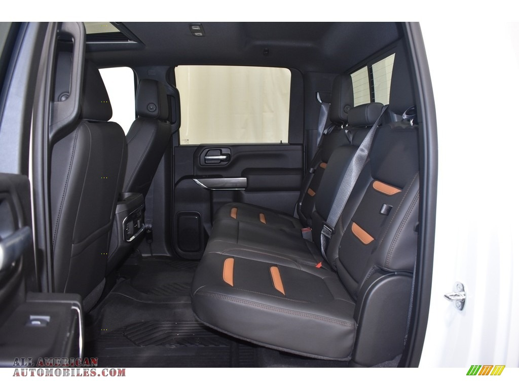 2020 Sierra 2500HD AT4 Crew Cab 4WD - Summit White / Jet Black photo #9