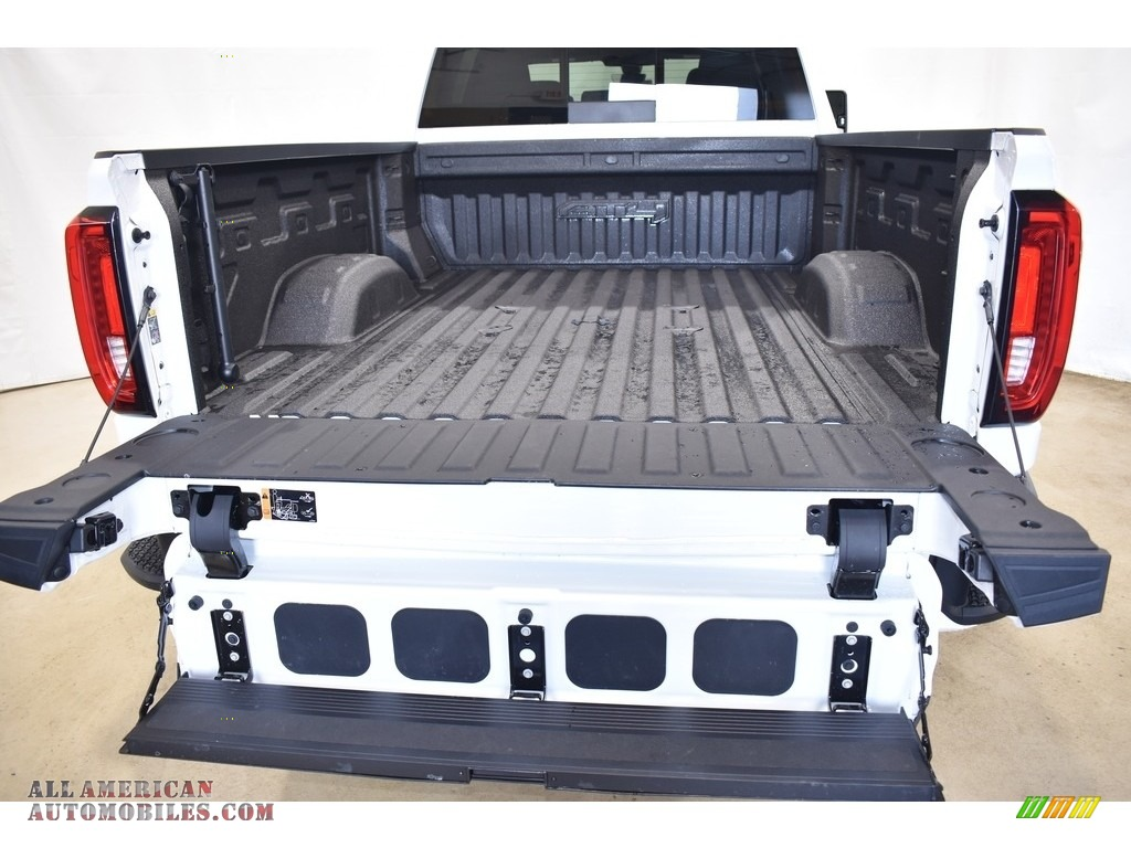 2020 Sierra 2500HD AT4 Crew Cab 4WD - Summit White / Jet Black photo #13