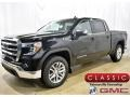 GMC Sierra 1500 SLE Crew Cab 4WD Onyx Black photo #1