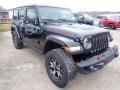 Jeep Wrangler Unlimited Rubicon 4x4 Black photo #7