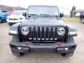 Jeep Wrangler Unlimited Rubicon 4x4 Black photo #8