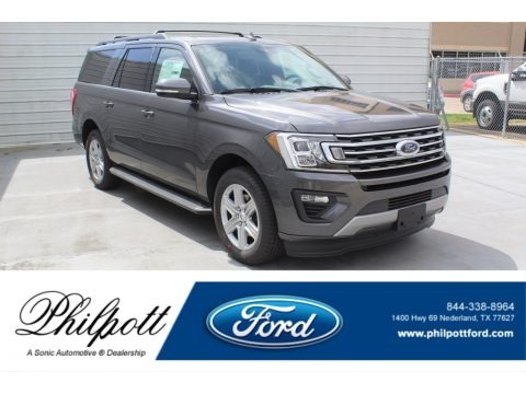 Magnetic 2020 Ford Expedition XLT Max