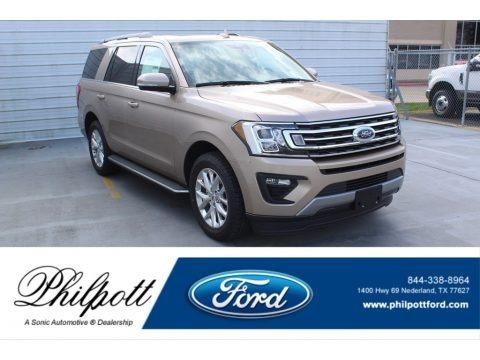 Desert Gold 2020 Ford Expedition XLT
