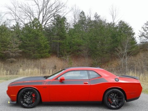 Torred 2019 Dodge Challenger T/A 392