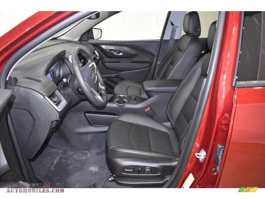 2020 Terrain SLT AWD - Red Quartz Tintcoat / Jet Black photo #6