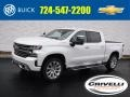 Chevrolet Silverado 1500 High Country Crew Cab 4x4 Summit White photo #1