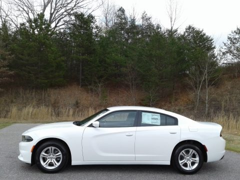 White Knuckle 2020 Dodge Charger SXT