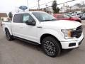 Ford F150 XLT SuperCrew 4x4 Oxford White photo #7