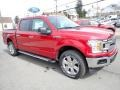 Ford F150 XLT SuperCrew 4x4 Rapid Red photo #7
