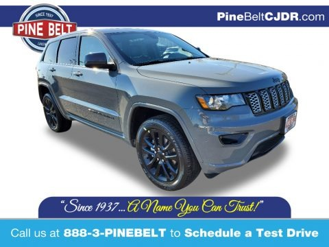 Sting-Gray 2020 Jeep Grand Cherokee Altitude 4x4