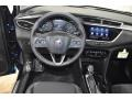 Buick Encore GX Select AWD Deep Azure Metallic photo #3