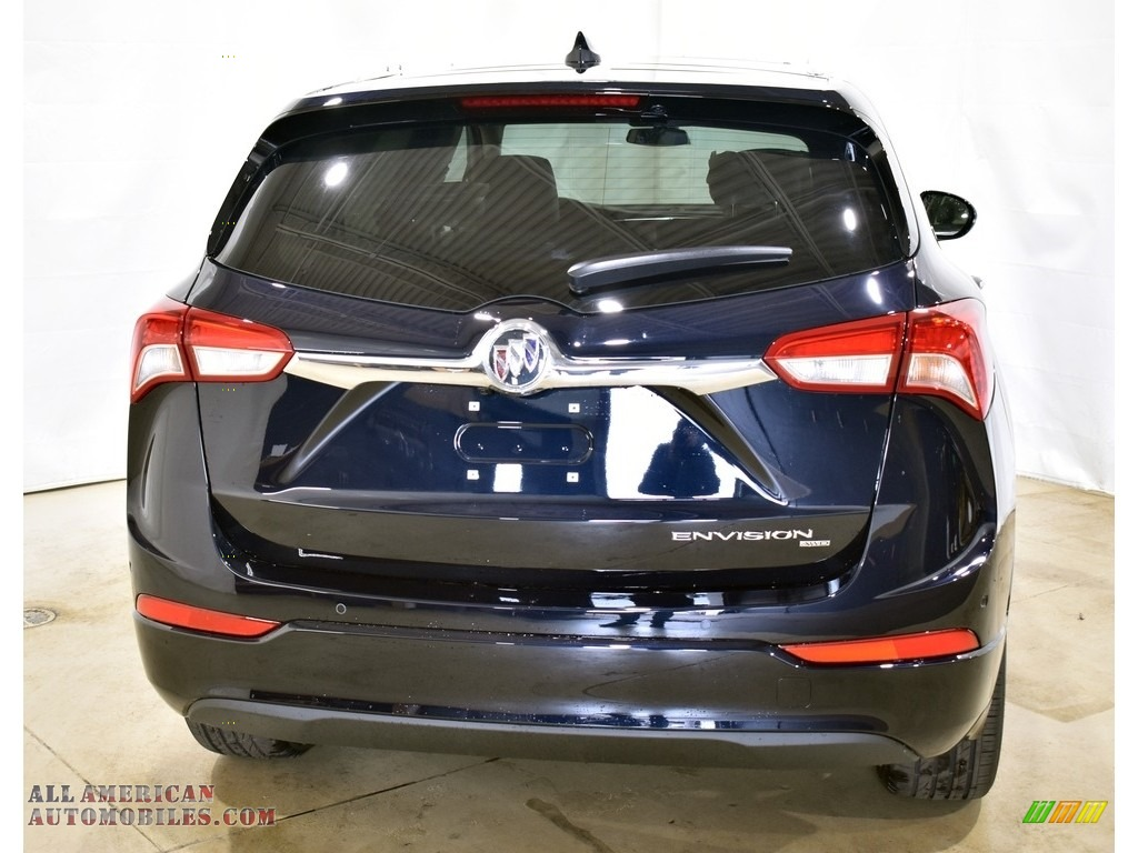2020 Envision Essence AWD - Dark Moon Blue Metallic / Dark Galvanized photo #8