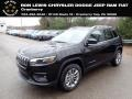 Jeep Cherokee Latitude Plus 4x4 Diamond Black Crystal Pearl photo #1
