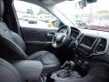 Jeep Cherokee Latitude Plus Diamond Black Crystal Pearl photo #11