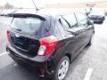Chevrolet Spark LS Mosaic Black Metallic photo #5