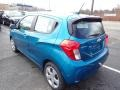 Chevrolet Spark LS Caribbean Blue Metallic photo #3