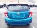Chevrolet Spark LS Caribbean Blue Metallic photo #4