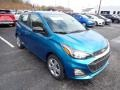 Chevrolet Spark LS Caribbean Blue Metallic photo #7