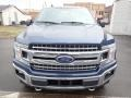 Ford F150 XLT SuperCab 4x4 Blue Jeans photo #7