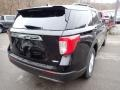Ford Explorer XLT Agate Black Metallic photo #2