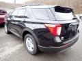 Ford Explorer XLT Agate Black Metallic photo #6