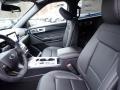 Ford Explorer XLT Agate Black Metallic photo #10
