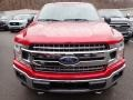 Ford F150 XLT SuperCrew 4x4 Rapid Red photo #4