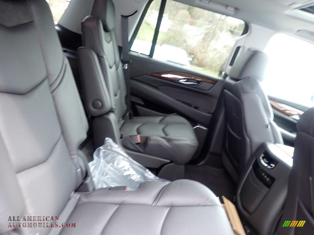 2020 Escalade Premium Luxury 4WD - Shadow Metallic / Jet Black photo #8
