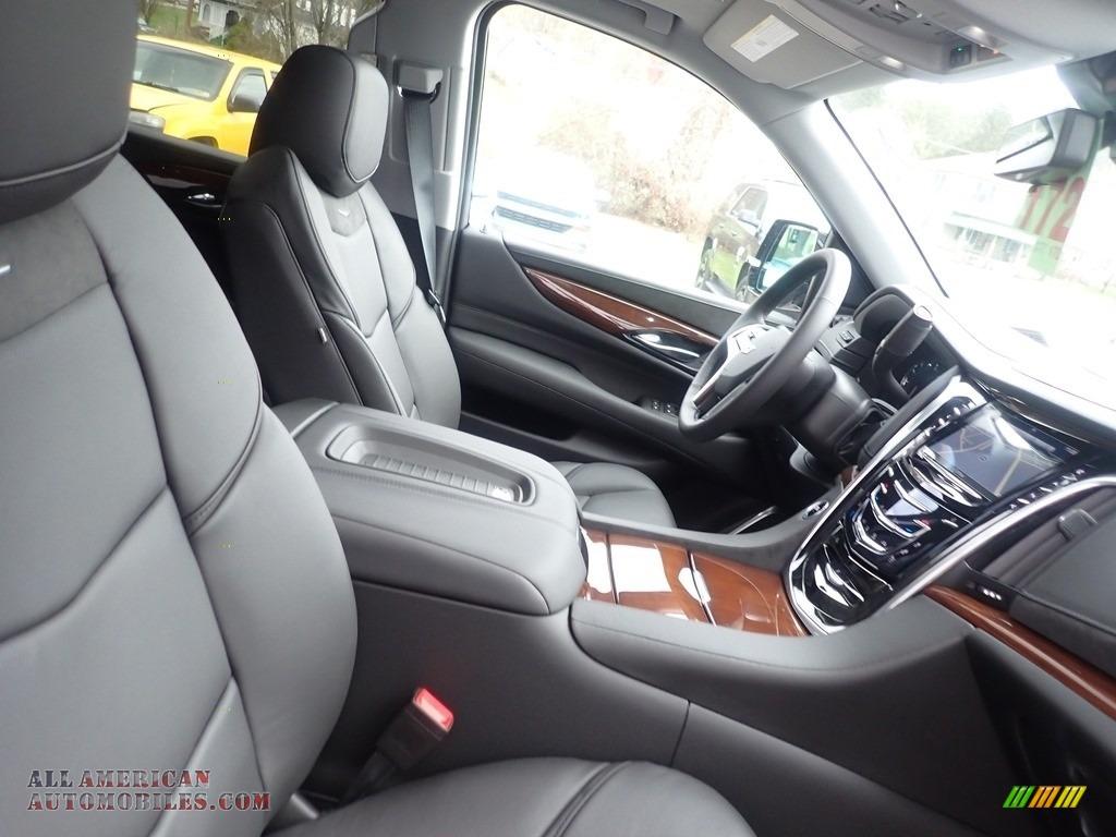 2020 Escalade Premium Luxury 4WD - Shadow Metallic / Jet Black photo #9