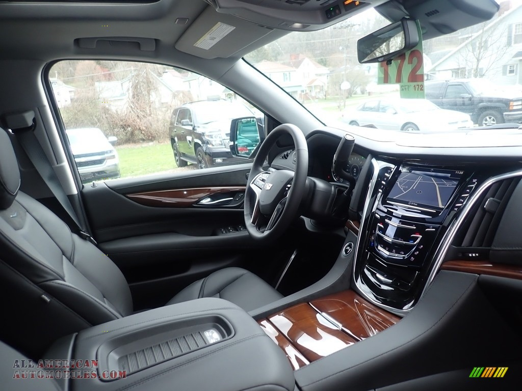 2020 Escalade Premium Luxury 4WD - Shadow Metallic / Jet Black photo #10