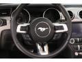 Ford Mustang EcoBoost Premium Convertible Kona Blue photo #7