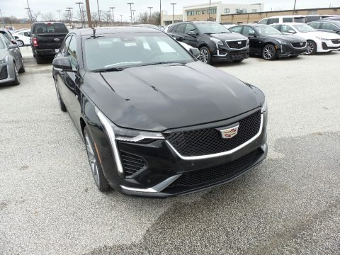 Black Raven 2020 Cadillac CT4 Sport AWD