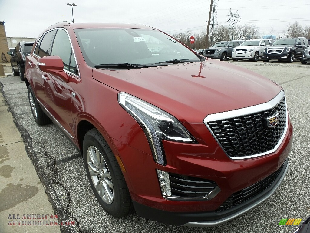 2020 XT5 Premium Luxury AWD - Red Horizon Tintcoat / Jet Black photo #1