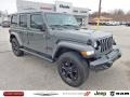 Jeep Wrangler Unlimited Sahara 4x4 Sting-Gray photo #1