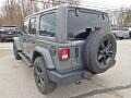 Jeep Wrangler Unlimited Sahara 4x4 Sting-Gray photo #7