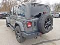 Jeep Wrangler Unlimited Sahara 4x4 Sting-Gray photo #7