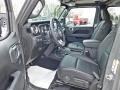 Jeep Wrangler Unlimited Sahara 4x4 Sting-Gray photo #11