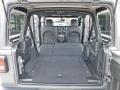Jeep Wrangler Unlimited Sahara 4x4 Sting-Gray photo #20