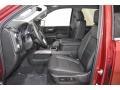 GMC Sierra 1500 Denali Crew Cab 4WD Red Quartz Tintcoat photo #8