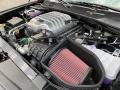 Dodge Challenger SRT Hellcat Redeye Pitch Black photo #11