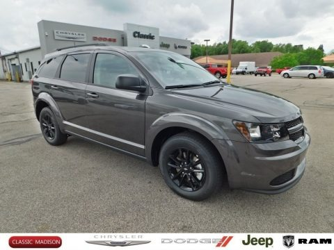 Granite Pearl 2020 Dodge Journey SE Value