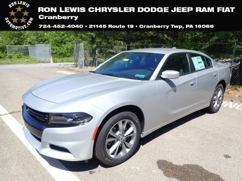 Triple Nickel 2020 Dodge Charger SXT AWD
