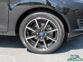 Ford Fiesta SE Sedan Shadow Black photo #9