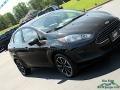 Ford Fiesta SE Sedan Shadow Black photo #30