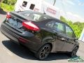 Ford Fiesta SE Sedan Shadow Black photo #31