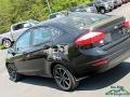 Ford Fiesta SE Sedan Shadow Black photo #32