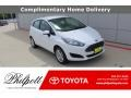 Ford Fiesta SE Hatchback Oxford White photo #1
