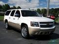 Chevrolet Suburban LTZ 4x4 Summit White photo #8