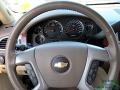 Chevrolet Suburban LTZ 4x4 Summit White photo #22