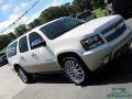 Chevrolet Suburban LTZ 4x4 Summit White photo #34